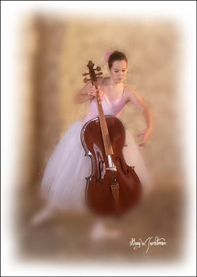 fantasy kids pictures, composites, contemporay children's pictures, artsy,  multi-image, photojournalism, sarasota florida, studio bradenton Children's Portraiture with musical instruments Classical  children'sportraiture