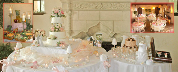 Wedding photo at Crosley Mansion, Powel Crosley, Powel Crossly Estate, Wedding interior grand room