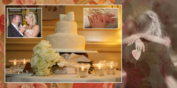 Verona restaurant private dining pastry chef wedding cake