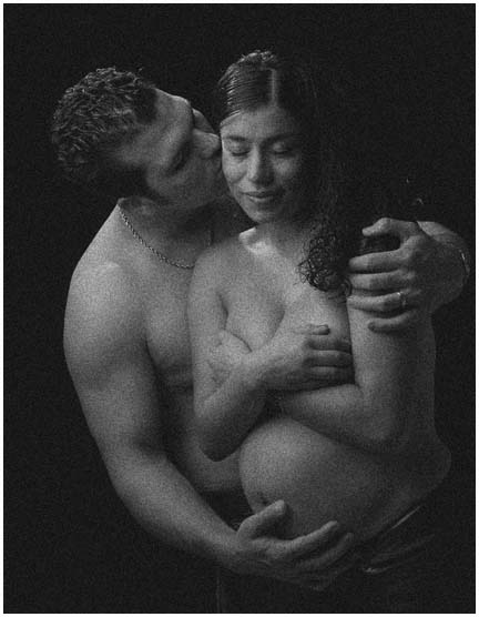 Black and white belly portraits, pregnancy portraits, expectant mother pictures,  maternity photo