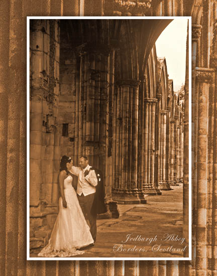desination wedding Jedburgh Abbey Scotland travel photographer wedding packages in Scotland, Europe, United Kingdom, Artsy, dynamic imagery